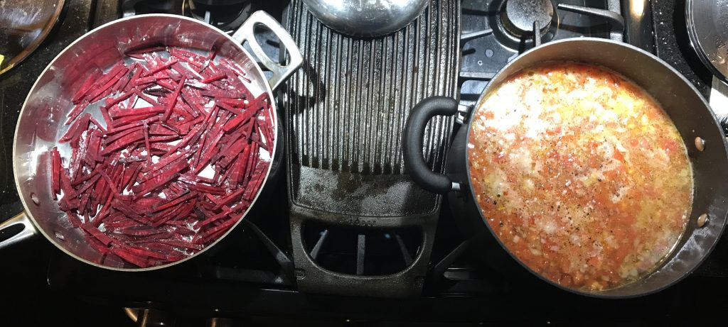 beets and stock
