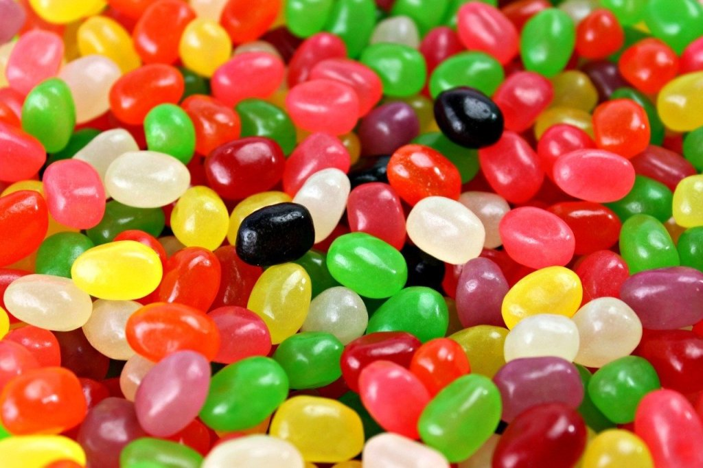Jelly beans