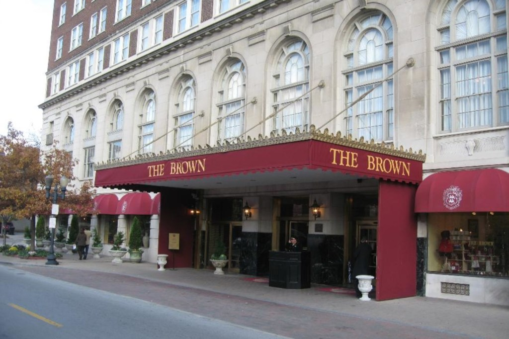 The Brown Hotel 3