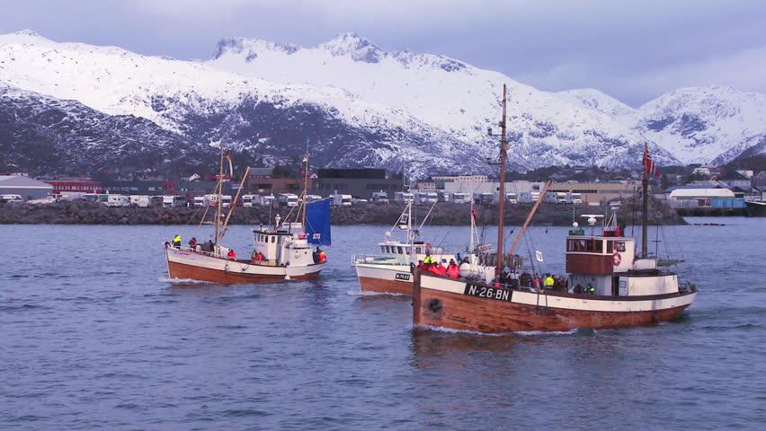 norwegian fishing fleet