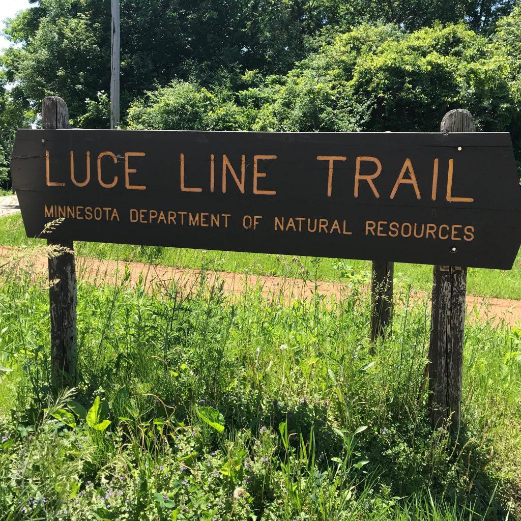 luce line sign