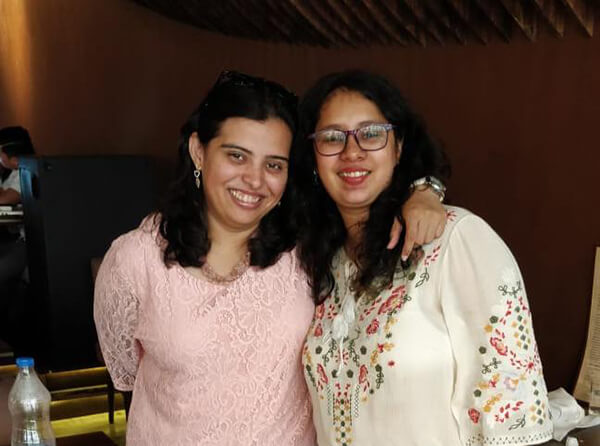Meher and Fairy