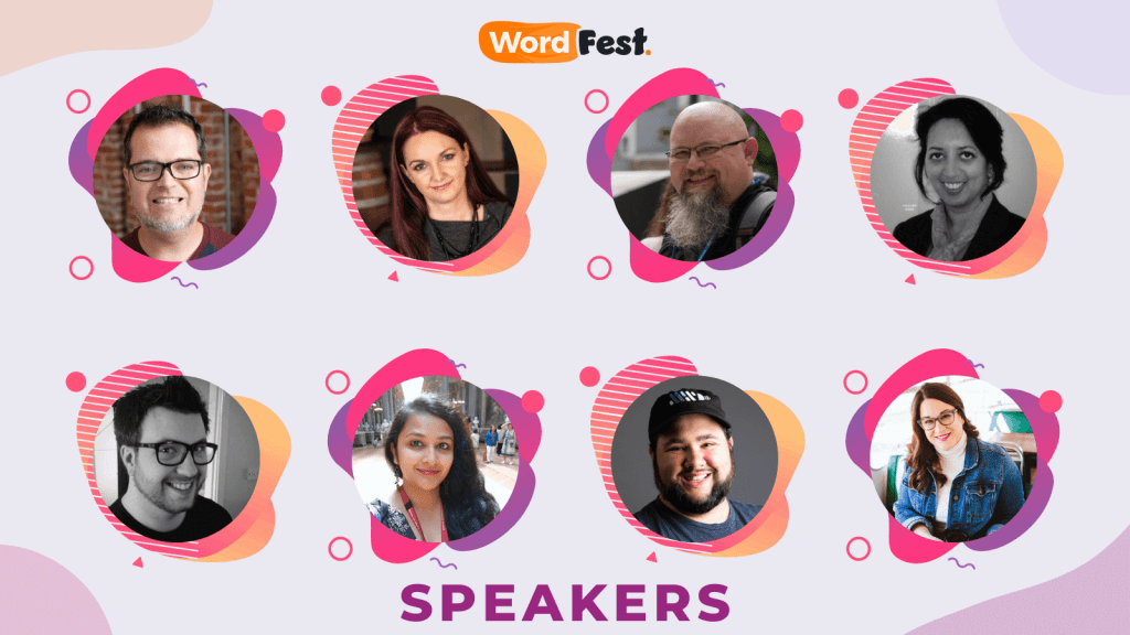 WordFest Speaker Batch 6