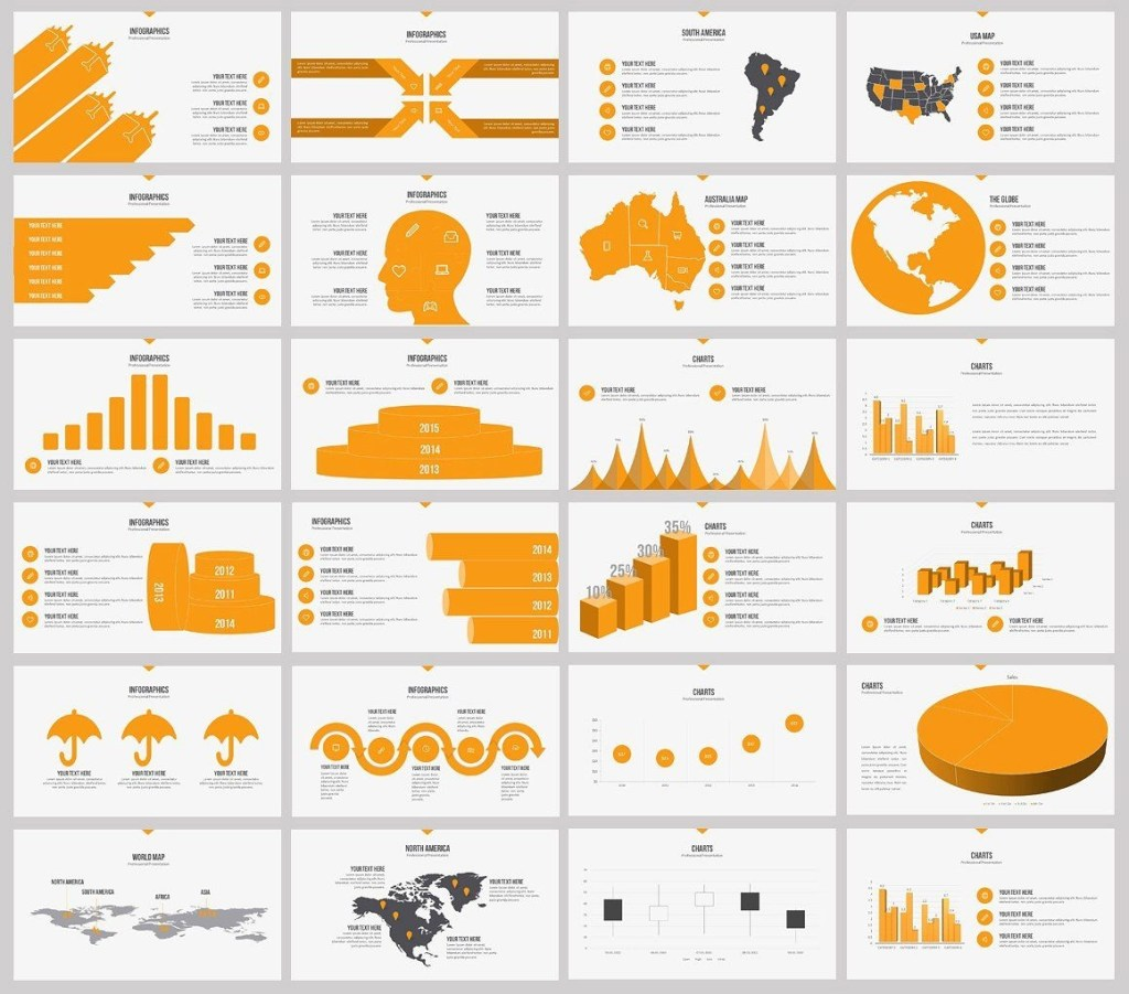 business model powerpoint template powerpoint templates