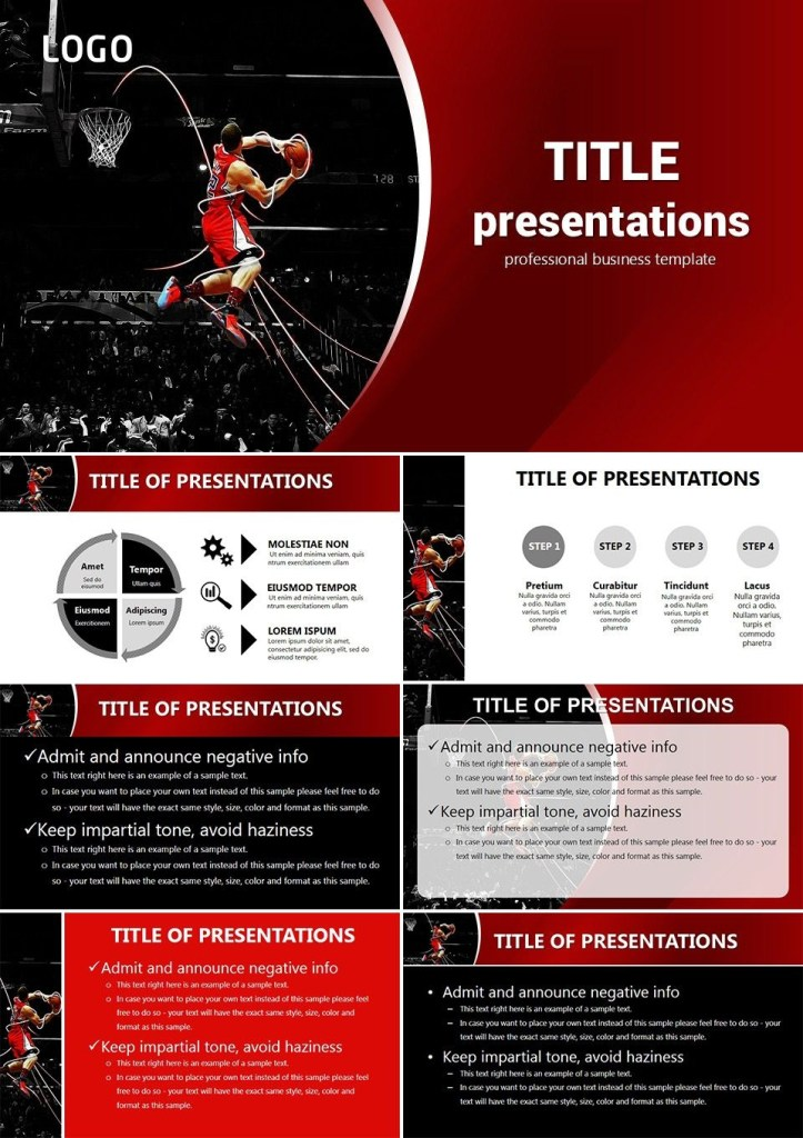 game unusual basketball powerpoint templates powerpoint