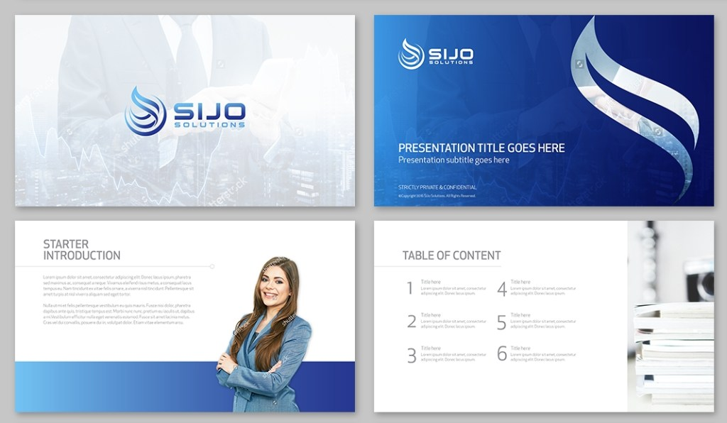 how to pick the perfect powerpoint template 99designs