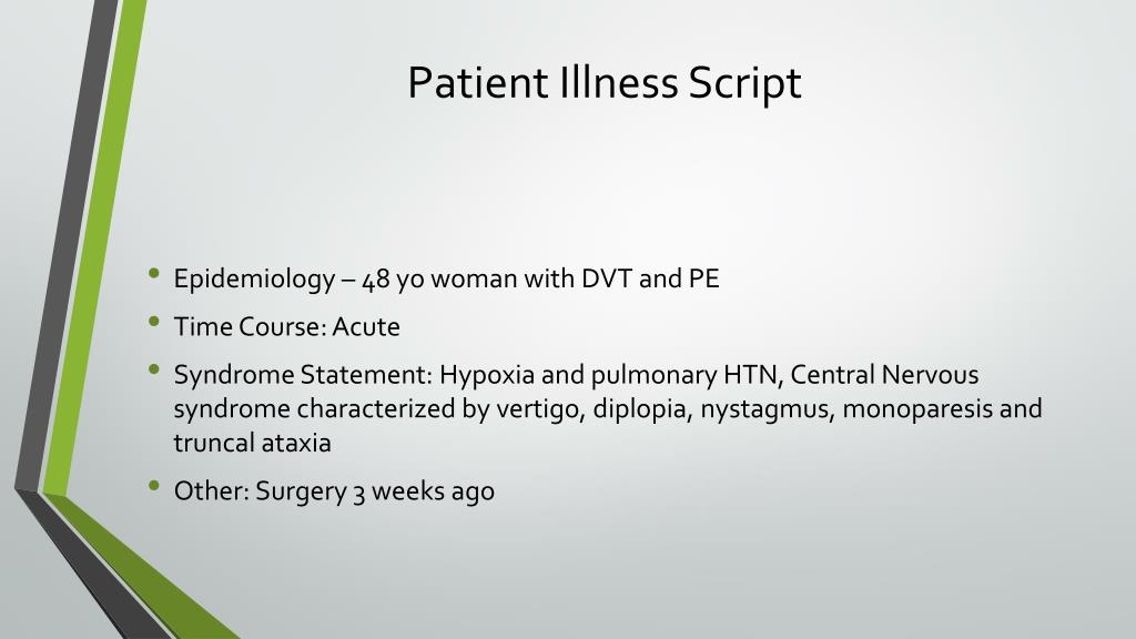 ppt clinical problem solving powerpoint presentation