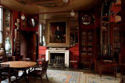 Sir John Soane Museum, Dining Room. Photo : Derry Moore