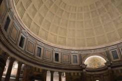 Le Panthéon de Rome. © Damien Tellas