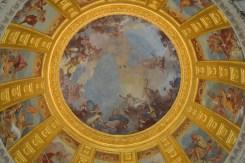 Charles de La Fosse, L'Apothéose de saint Louis, v. 1702, Paris, église des Invalides.