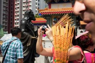 HONG KONG. Wong Tai Sin. Temple. 2013.