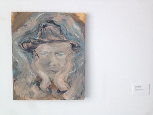 Miquel Barceló, Le cri paisible, 1990/ © Benjamin Hoffman