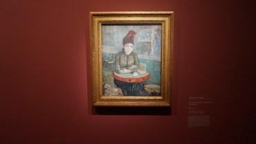 Vincent Van Gogh, Au café: Agostina Segatori au Tambourin, 1887