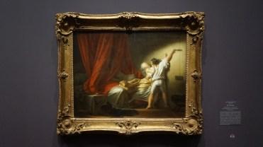 Jean-Honoré Fragonard, Le Verrou,, vers 1777-1778