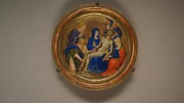 La petite Piéta Ronde, vers 1410