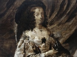 Charles Le Brun, L'Automne, huile sur bois, vers 1639-1640, Bruxelles, coll. part. © Damien Tellas
