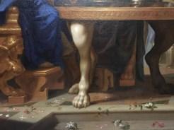 Charles Le Brun, Le Banquet de Didon et Énée, huile sur toile, vers 1646-1647, Dijon, musée des Beaux-Arts. © Damien Tellas