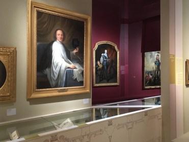 Le Grand Condé, vue de l'exposition.