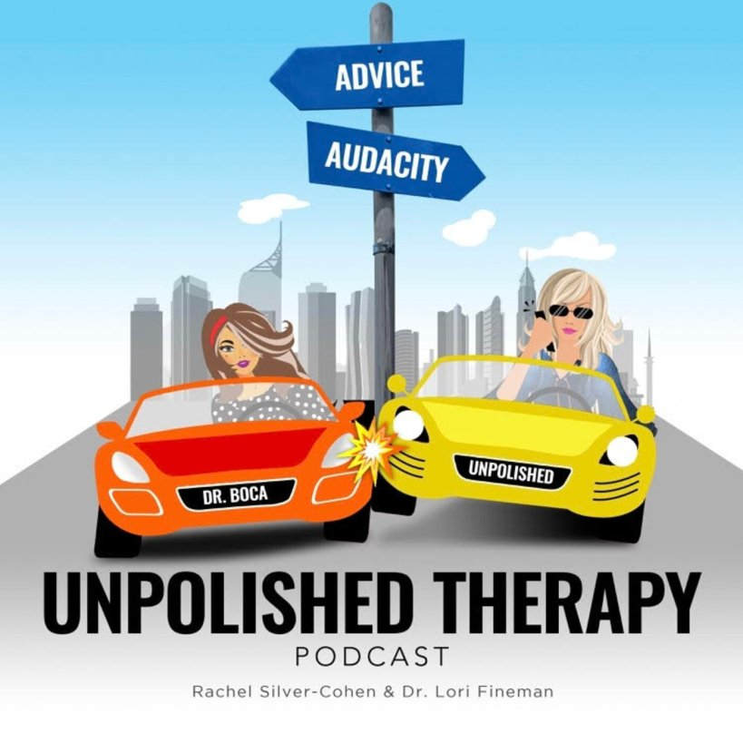 Unpolished Therapy Podcast