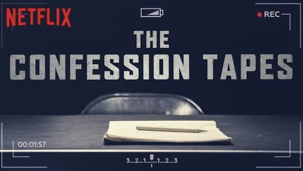 You Should Watch This Documentary: The Confession Tapes