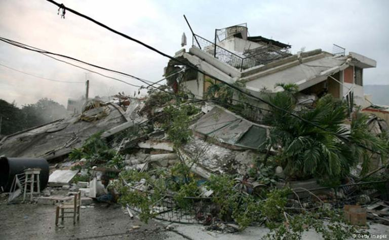 Read more about the article UN Haiti Relief, Recovery, Development