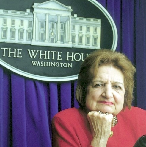 Helen Thomas First Amendment