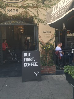 Alfred Coffee & Kitchen - 8428 Melrose Pl, Los Angeles