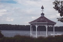 Gazebo on the River