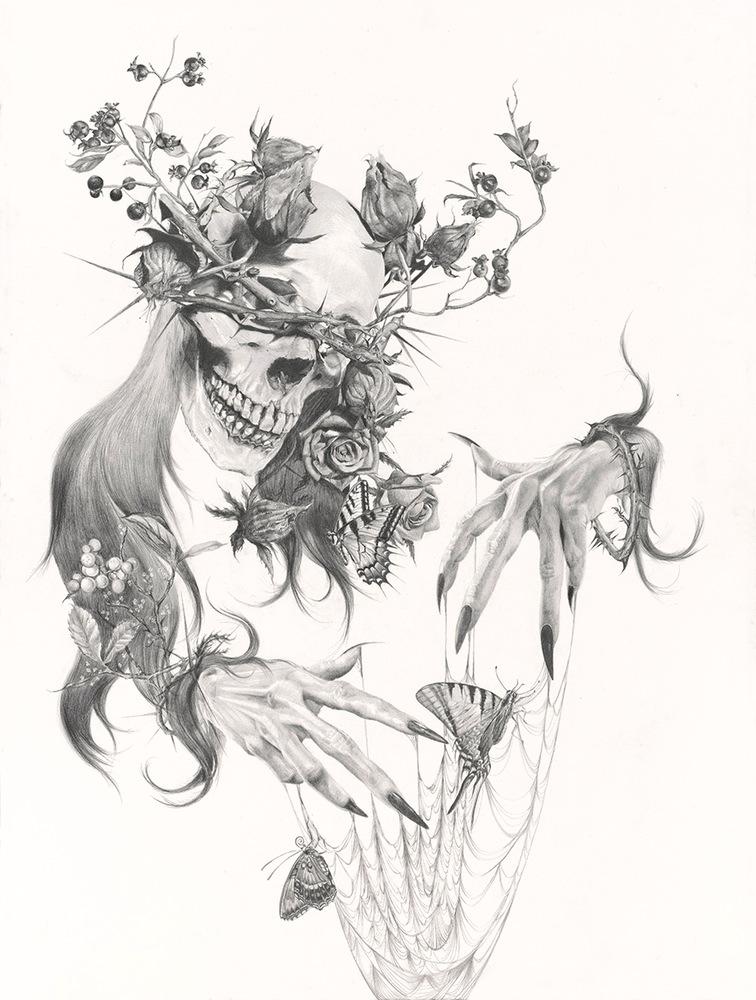 Tristeza by Lizz Lopez