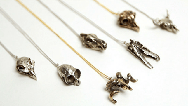 3d-printed-skull-pendant-jewelry-collection