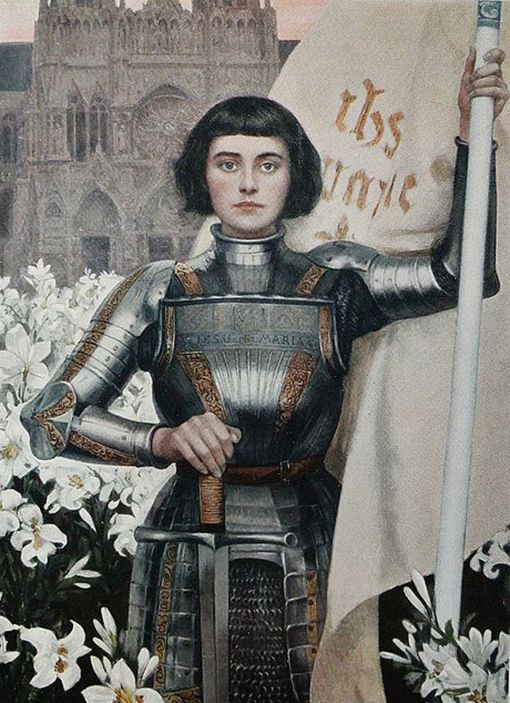 Jeanne d'Arc, Albert Lynch