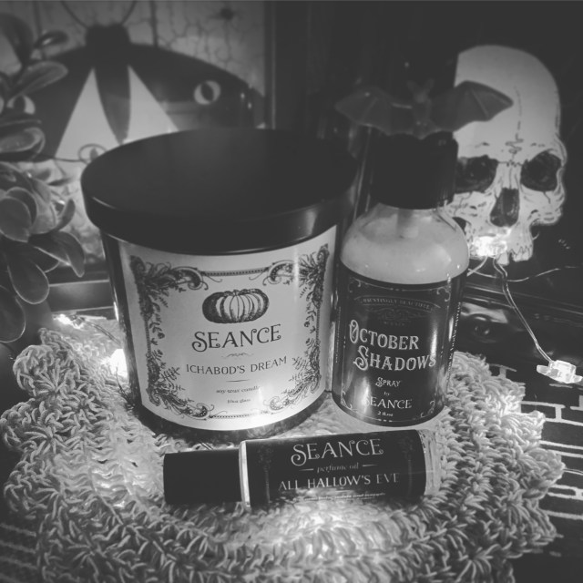 2 Autumn perfumes seance perfumes