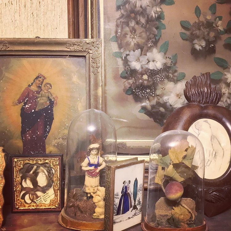 Ten Favorite Pieces From My Collection By Katie Kierstead Of Roses Rue Antiques Unquiet Things
