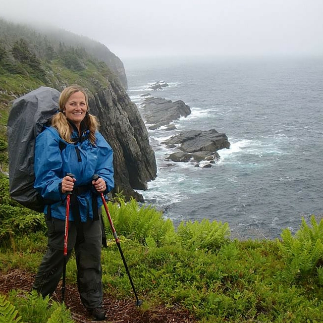 Paige Conner Totaro from All Over the Map in Newfoundland