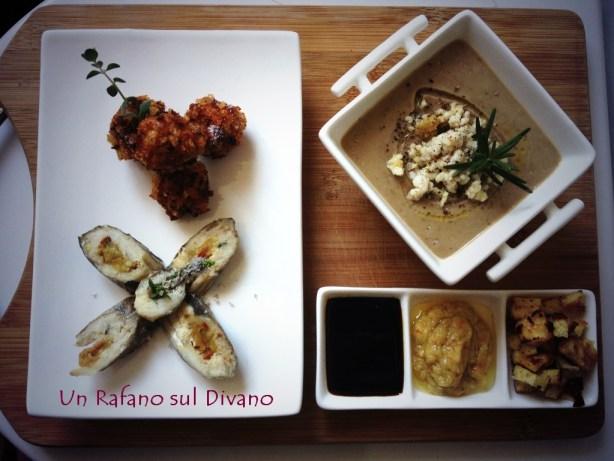 Pesce Sciabola - contest Io chef