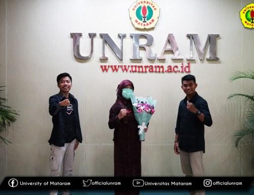 Jadi Putera Padi Indonesia 2020, Mahasiswa Unram Optimis Majukan Pertanian dan Agribisnis NTB