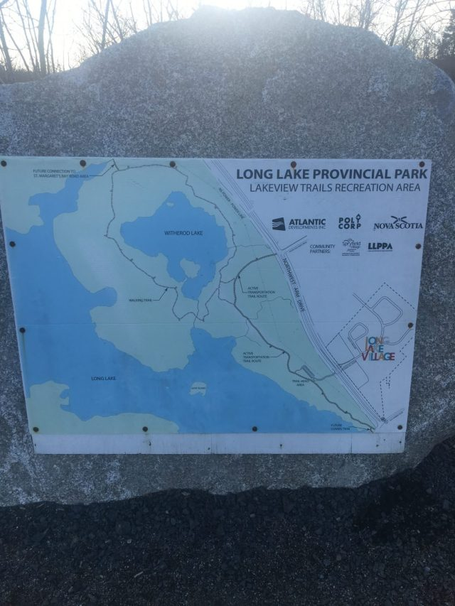 What to on a weekend in halifax _Long Lake Provincial Park