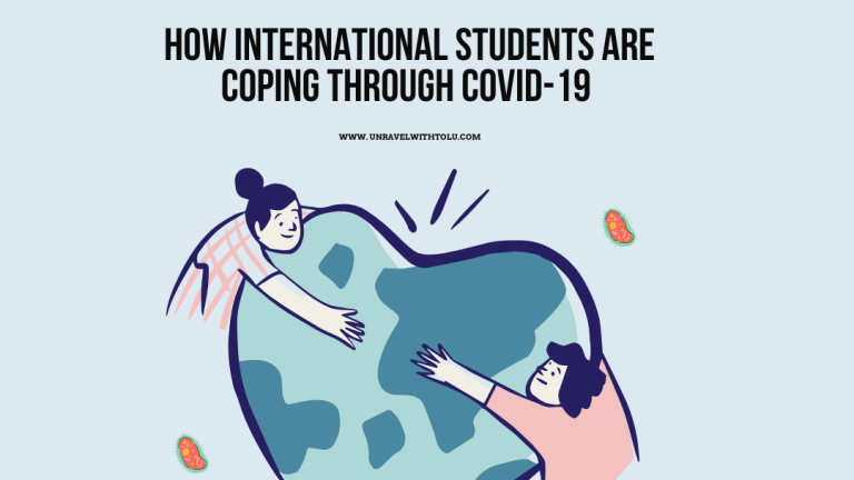 How International Students Are Coping Through COVID-19