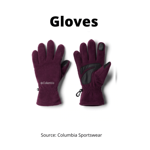 gloves_columbia