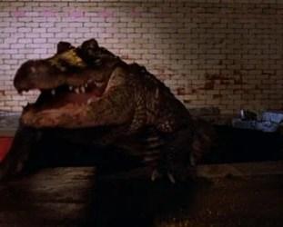 Unreal Movie Review: Alligator (1980)