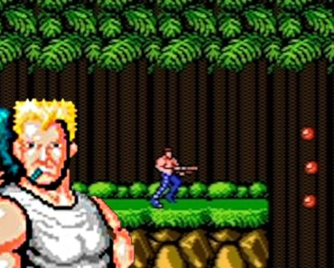 Contra Speed Run