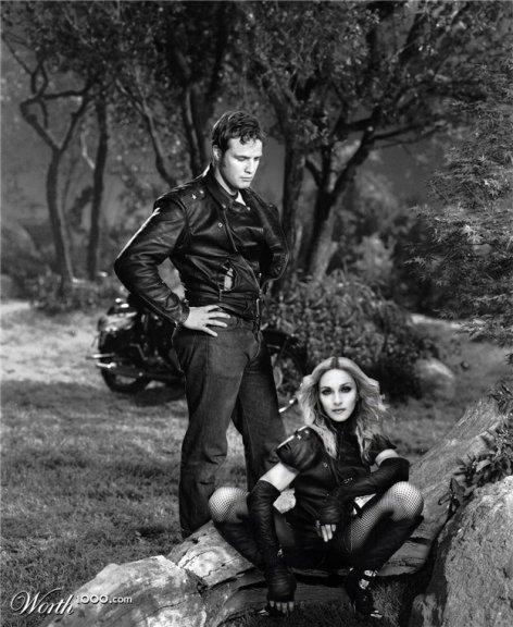 Brado et Madonna