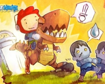A Collection of Videos to Get You Pumped for 'Scribblenauts'