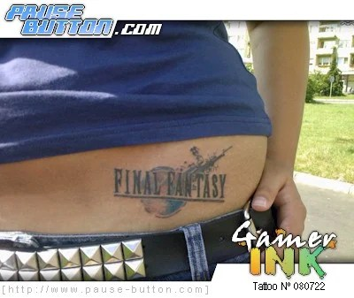 video-game-tattoo-080722-final-fantasy.jpg. WARNING: Entering slightly NSFW