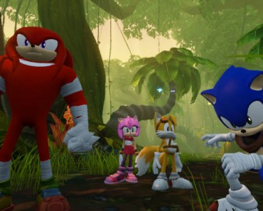Come See How Outrageously Bad the New Sonic The Hedgehog Game Is