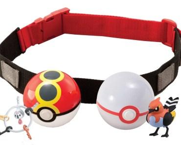 I Have to Get Me a Pokémon Clip 'n' Carry Poké Ball Belt