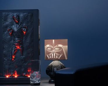 """The Han Solo Fridge: Bringing new meaning to """"Frozen"""" in Carbonite"""