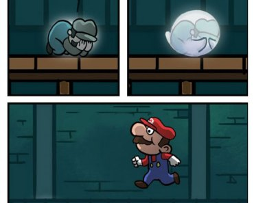 Mario Has Been Hiding A Frightening Secret All These Years