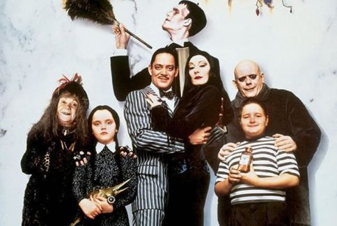 What The Cast Of The Addams Family Looks Today
