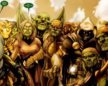 10 Things You Didn't Know About The Skrulls